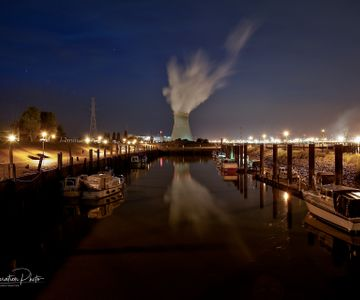 Doel by night 2011-05-13